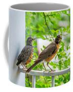 Baby Robin - Ready...just Do What I Do Coffee Mug