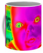 Babyface Coffee Mug