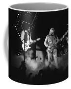 Bachman-turner Overdrive Smokin In Spokane 1976 Coffee Mug