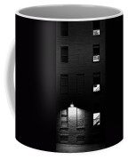 Back Alley 330am Coffee Mug by Bob Orsillo