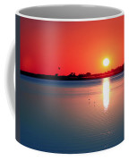 Back Bay Sunset I Coffee Mug