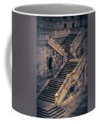 Back Entrance Redux Coffee Mug by Joan Carroll