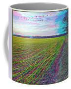 Back Forty - Use Red/cyan Filtered 3d Glasses Coffee Mug