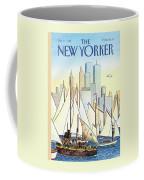 Back In The New World Coffee Mug