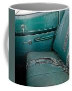 Back Seat Blues  Coffee Mug