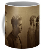 Back Stage With Nsync S Coffee Mug
