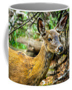 Back-tail Doe Coffee Mug