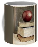 Back To School Apple For Teacher Coffee Mug