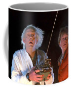 Back To The Future Coffee Mug by Paul Tagliamonte