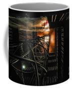 Back To The Future Coffee Mug