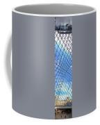 Backbend In The Louvre Coffee Mug