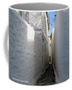 Backstreet In Hydra Coffee Mug