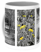 Backwoods Escape Triptych Coffee Mug