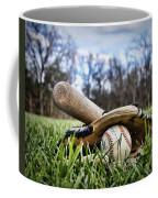 Backyard Baseball Memories Coffee Mug