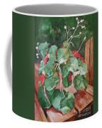 Backyard Begonia Coffee Mug