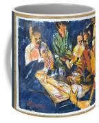 Backyard Bid Whiss By Summer Night Light Coffee Mug