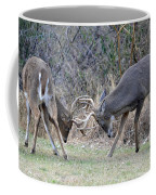 Backyard Brawl Coffee Mug