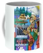 Backyard Chef Coffee Mug