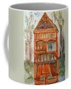 Backyard Play Hut Coffee Mug