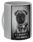 Bad Dog Coffee Mug by Edward Fielding
