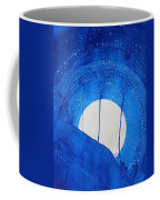 Bad Moon Rising Original Painting Coffee Mug