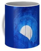 Bad Moon Rising Original Painting Coffee Mug