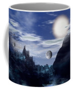 Bad Moons On The Rise Coffee Mug
