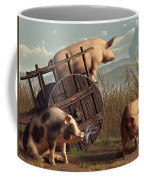 Bad Pigs Coffee Mug