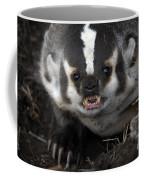 Badger-animal-image Coffee Mug