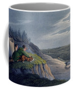 Badger Catching, 1820 Coffee Mug