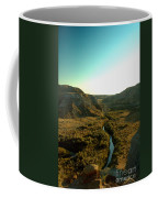 Badlands Coulee Coffee Mug