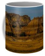 Badlands In Color Coffee Mug