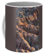 Badlands Light Coffee Mug
