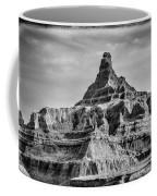 Badlands Peak Coffee Mug