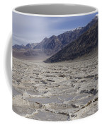 Badwater Basin Vista Coffee Mug