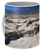 Badwater Telescope Peak Extremes   Coffee Mug