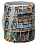 Baffo Balcony Coffee Mug
