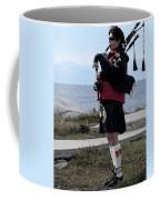 Bag Piper Coffee Mug