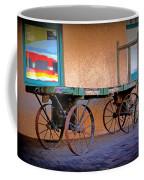 Baggage Cart Coffee Mug
