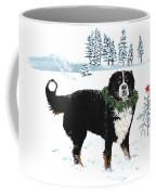 Bah Humbug Merry Christmas Large Coffee Mug