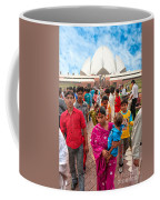Baha'i House Of Worship - New Delhi - India Coffee Mug