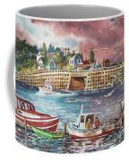 Bailey Island Cribstone Bridge Coffee Mug