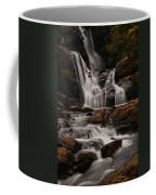 Bakers Fall. Horton Plains National Park. Sri Lanka Coffee Mug