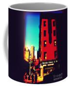 The Bakery - New York City Street Scene Coffee Mug