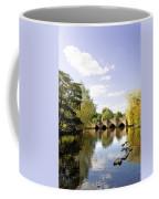 Bakewell Bridge - Over The River Wye Coffee Mug