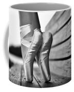 balance BW Coffee Mug