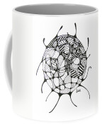 Balance Of Light And Dark Coffee Mug