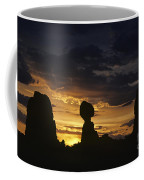 Balance Rock Arches National Park Coffee Mug