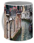 Balcony And The Gondola Coffee Mug