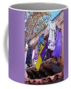 Balcony Coffee Mug by Ben and Raisa Gertsberg